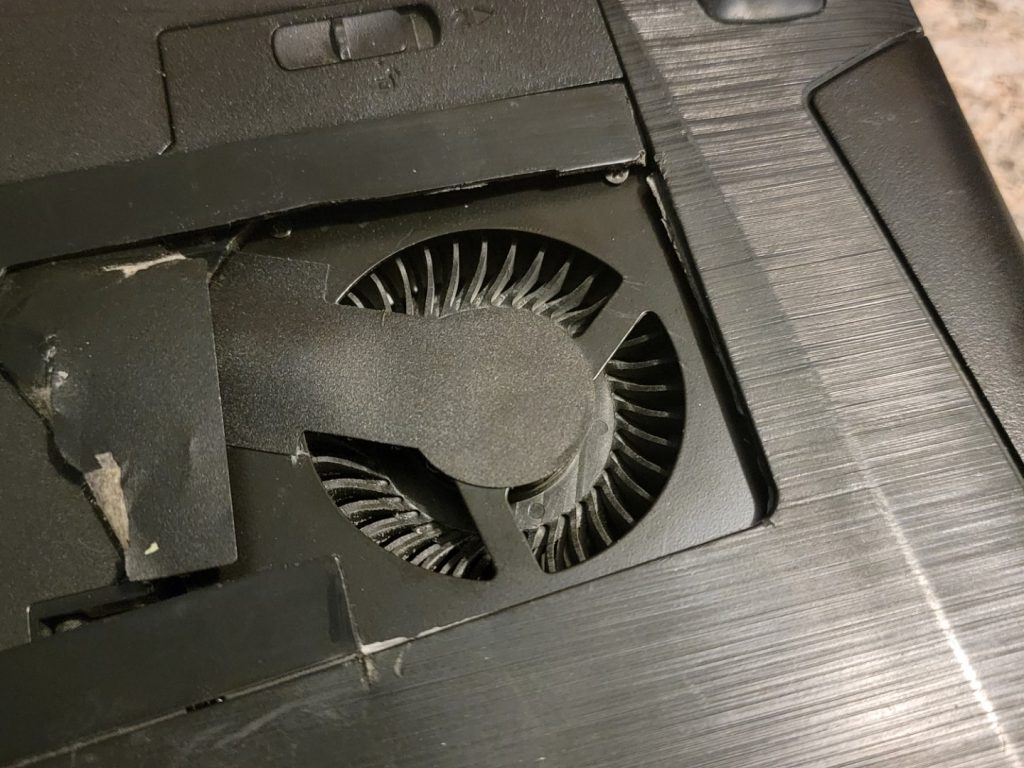Lenovo Y510p Replacement Fan from Rangale 4