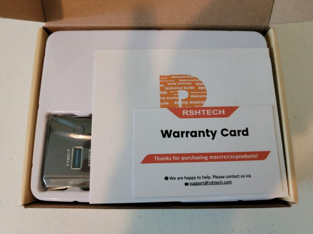 Rosonway 7-Port USB 3.0 Hub 4