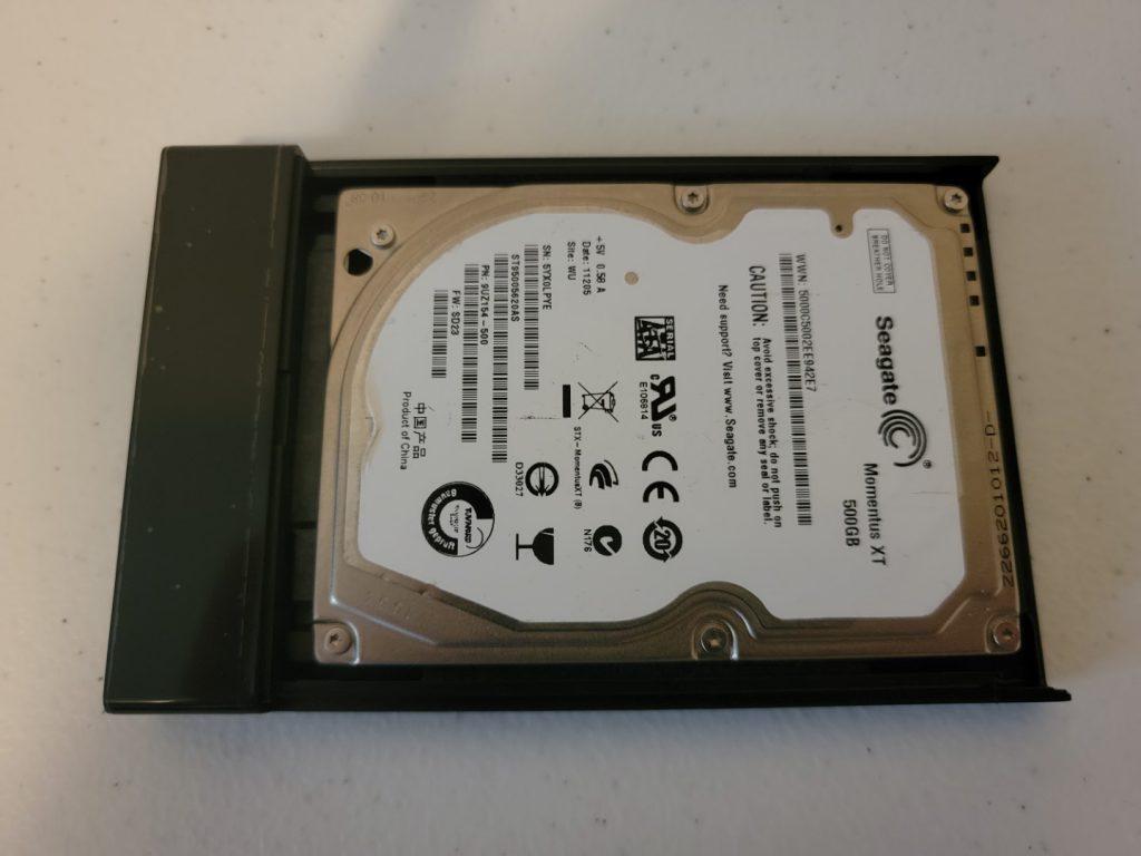 UGREEN 2.5 HDD to USB 3.0 Enclosure 11