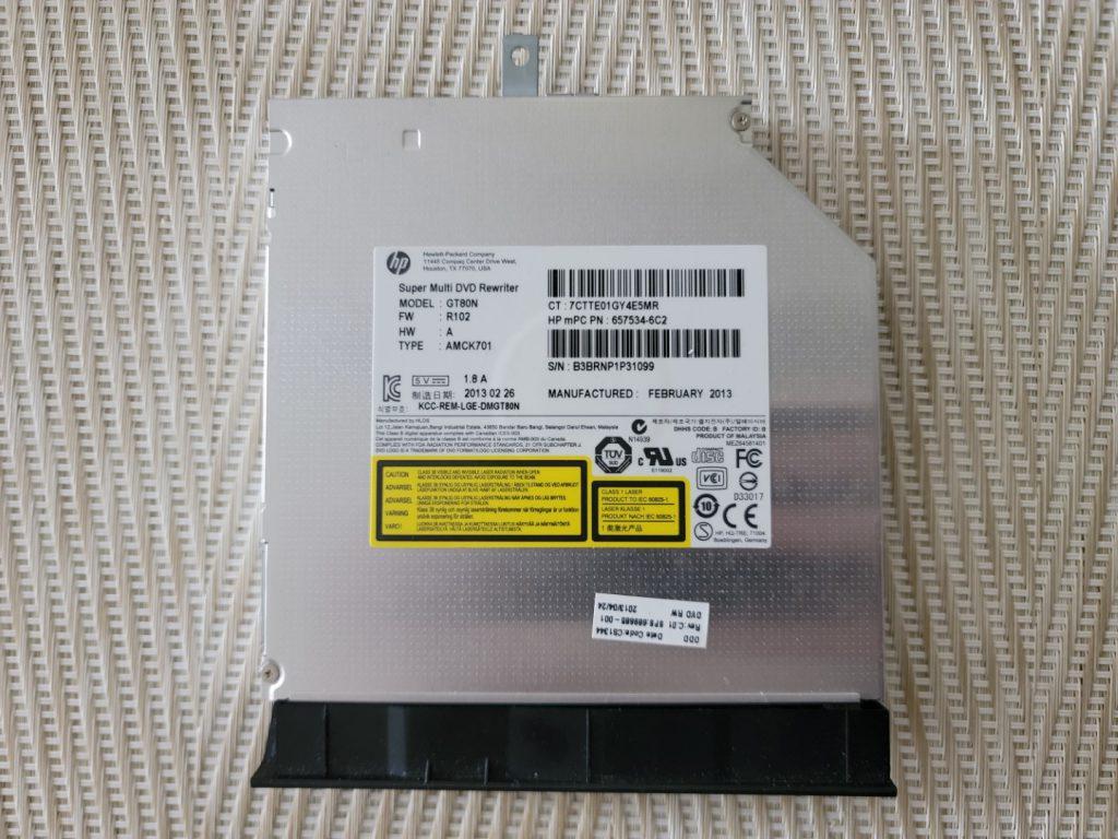 LG GT80N (HP Version) 1
