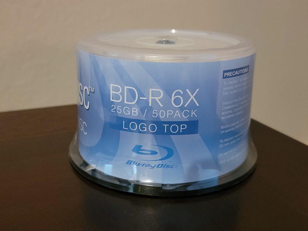 PlexDisc BD-R 50pk 2
