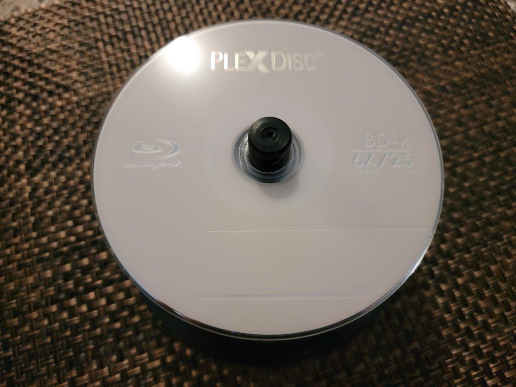 PlexDisc BD-R 50pk 5