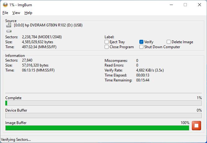 PlexDisc DVD+R LG GT80N (HP Version) 7