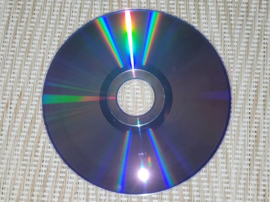 PlexDisc DVD+R SmartErased on LiteOn DS-8A5S