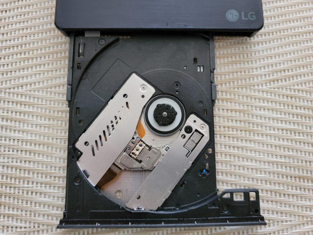 LG Ultra Slim Portable Blu-Ray Writer 16