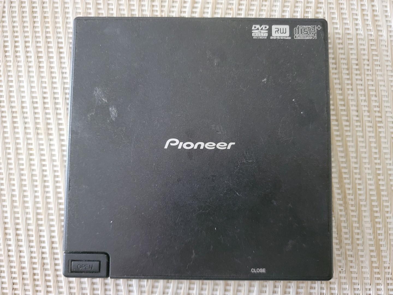 Pioneer DVR-XD09 1