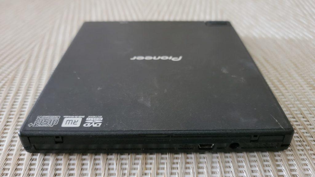 Pioneer DVR-XD09 3