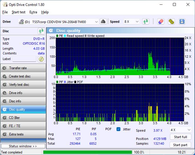 PlexDisc DVD+R LG BP60NB10 2.4x 13
