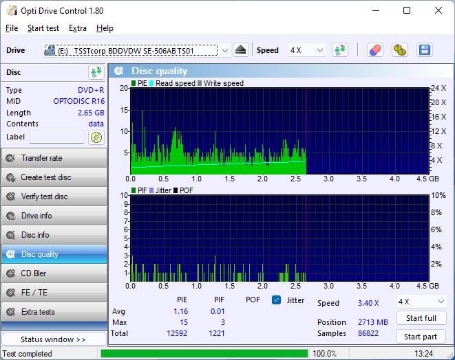PlexDisc DVD+R LG GP96YB70 16