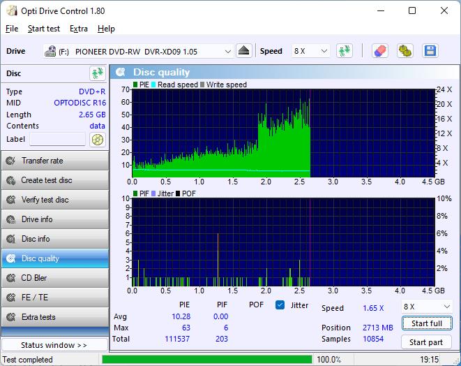 PlexDisc DVD+R LG GP96YB70 17