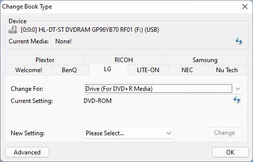 PlexDisc DVD+R LG GP96YB70 19