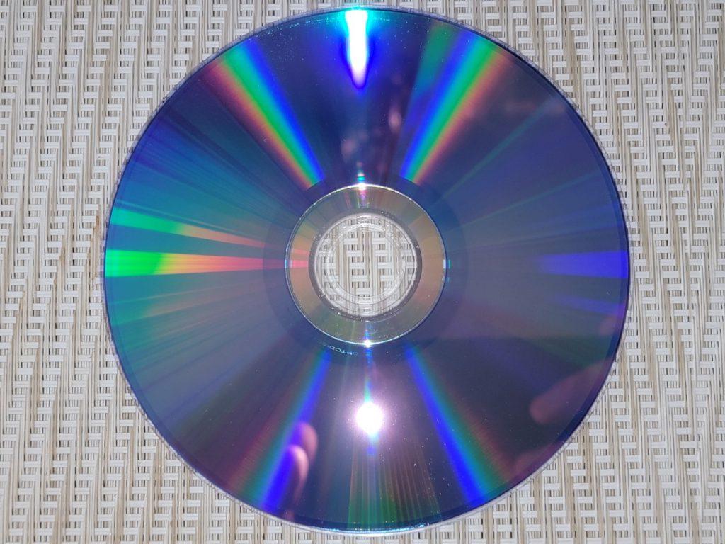 PlexDisc DVD+R burned in HP LG GT80N