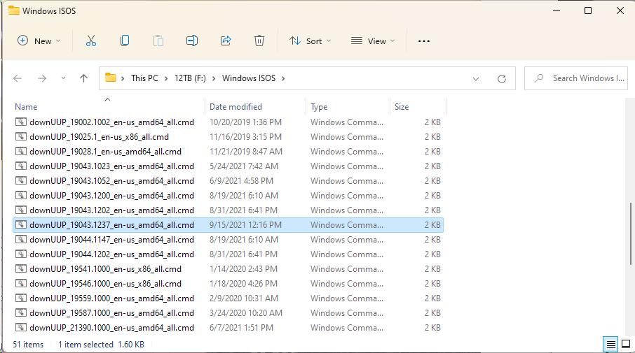 Windows 10 21H1 19043.1237 6
