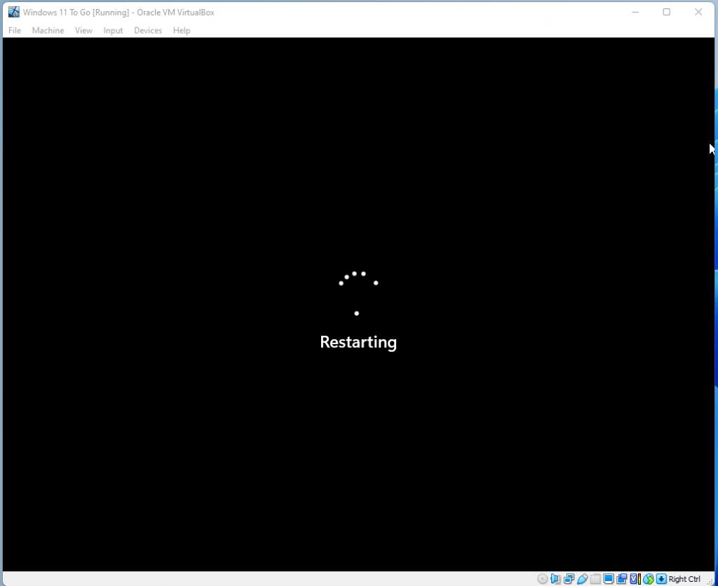 Windows 11 2249 issue 8