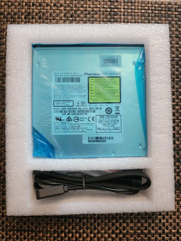 SilverStone TOB04 9.5mm Blu-Ray Drive 4
