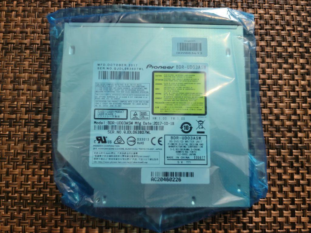 SilverStone TOB04 9.5mm Blu-Ray Drive 5