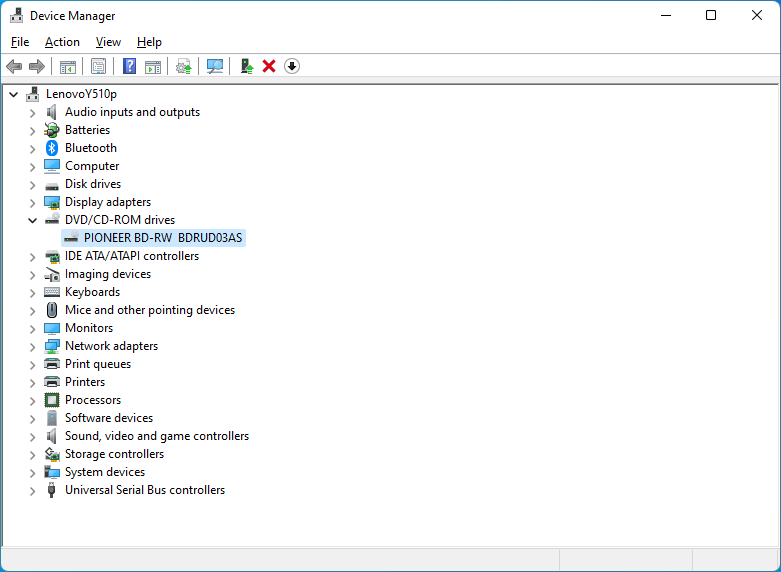 SilverStone TOB04 Windows 1